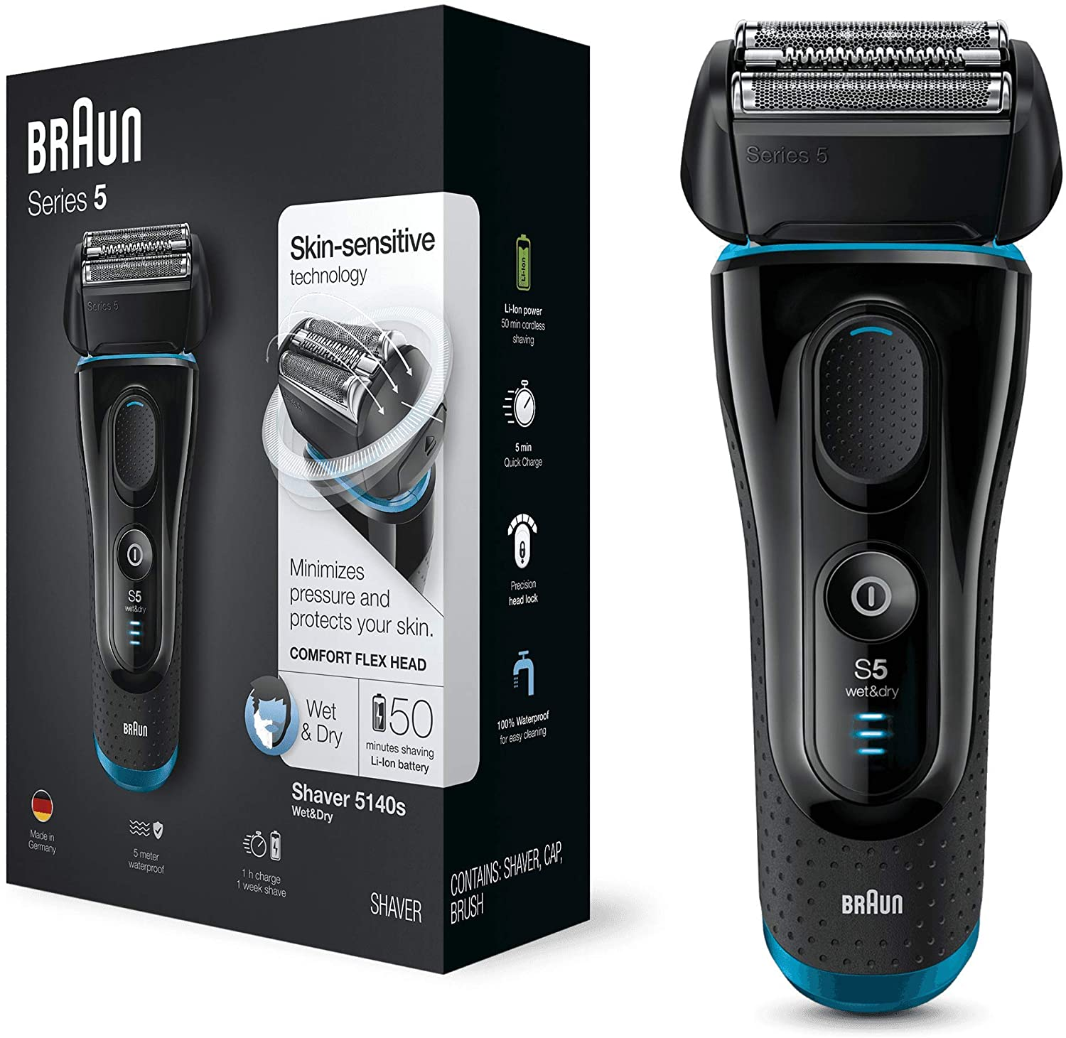 10 best electric shavers 2021 in the UK