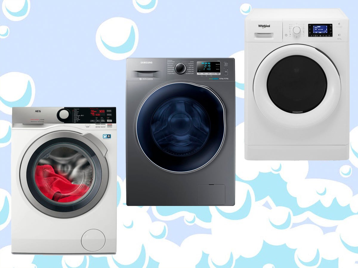 The Best Budget Washer Dryer in UK 2021