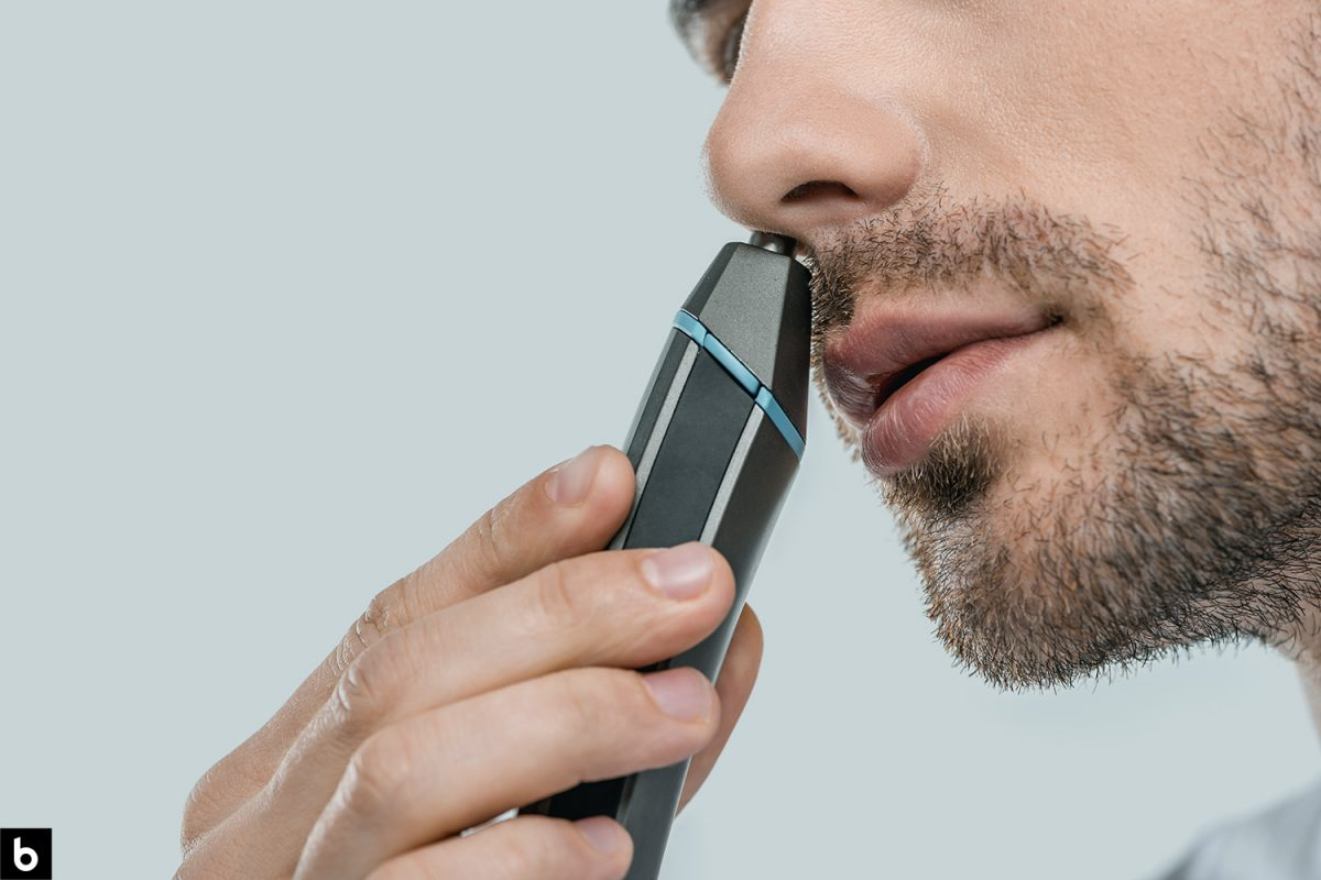 Top 10 best nose hair trimmers for 2021 in the UK