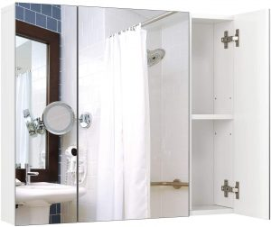 The 10 Best Bathroom Mirror Cabinets In UK 2021