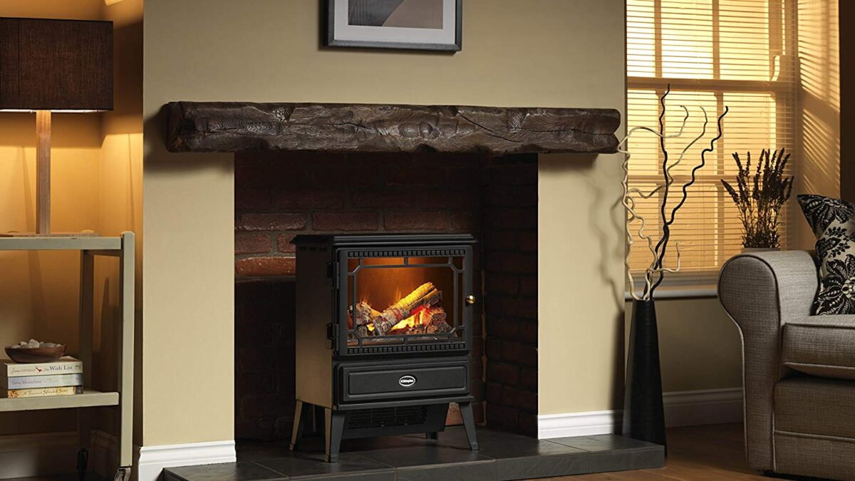 The best electric fireplace for heat 2021 in UK