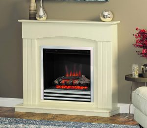The best electric fireplace for heat in UK 2021