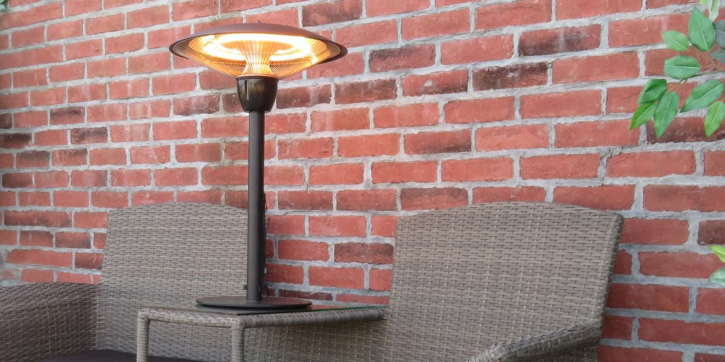 The best electric patio heater in UK 2021