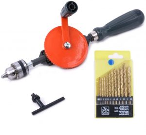 The best manual hand drill in UK 2021