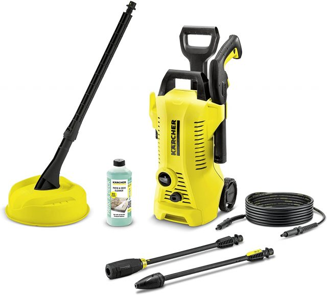The best pressure washer for car in UK 2021